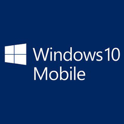 Логотип Windows 10 Mobile